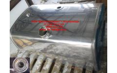Бак топливный 400 литров алюминиевый F для самосвалов фото Курск