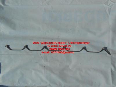 Трубка обратки с форсунок D12 A7 HOWO A7 VG1246040001 фото 1 Курск