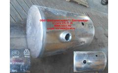 Бак топливный 380литров круглый H2/H3 фото Курск