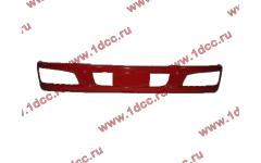 Бампер F красный пластиковый для самосвалов фото Курск