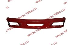 Бампер FN2 красный самосвал для самосвалов фото Курск