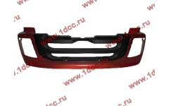 Бампер FN3 красный тягач для самосвалов фото Курск